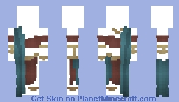 [F2U] redo of an old old skin Minecraft Skin