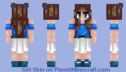 4 ~ PsioPsia001 (SF) Minecraft Skin