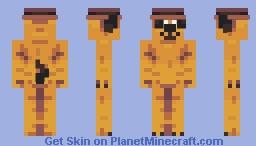 This is Fine Minecraft Skin