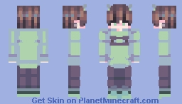 Look in the description! :) Minecraft Skin