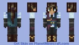 6 ~ InZanee (SF) Counter Attack Minecraft Skin