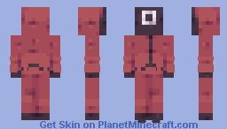 Square Guard Minecraft Skin