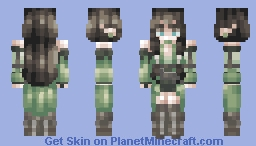 *+. The winds, they speak to me .+* Minecraft Skin