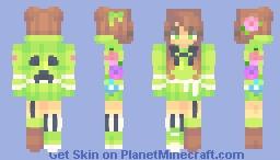 boom Minecraft Skin