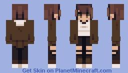 cocoa Minecraft Skin