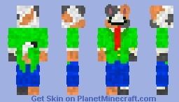 dont diamond this or favorite it i want to stay level 11 Minecraft Skin
