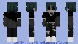 xiao - genshin impact Minecraft Skin