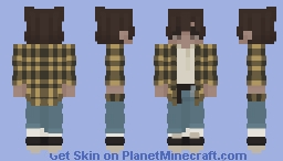 skin for XXXTentacionFan Minecraft Skin