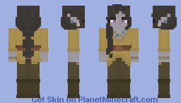 dark elf lotc Minecraft Skin