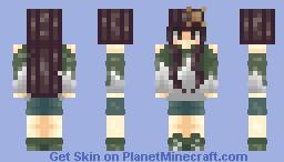 10 ~ advxnture (SF) Minecraft Skin
