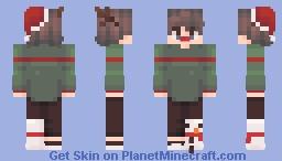 happy holidays pt 2 Minecraft Skin