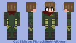 ♯ Racer Seven Minecraft Skin