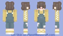 me when Minecraft Skin