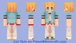 kou minamoto Minecraft Skin
