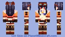 4GO Uni Minecraft Skin