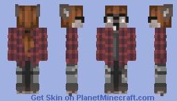 𝓞𝓷 𝓣𝓱𝓮 𝓽𝓻𝓪𝓲𝓵(Request) Minecraft Skin
