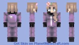 𝗣𝘂𝗿𝗽𝗹𝗲 | 𝘛𝘶𝘳𝘯𝘪𝘯𝘨 𝘈𝘮𝘰𝘯𝘨 𝘜𝘴 𝘊𝘩𝘢𝘳𝘢𝘤𝘵𝘦𝘳𝘴 𝘪𝘯𝘵𝘰 𝘚𝘬𝘪𝘯𝘴 + 𝘚𝘱𝘦𝘦𝘥𝘱𝘢𝘪𝘯𝘵 𝘝𝘪𝘥𝘦𝘰 Minecraft Skin