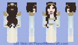 ~Beauty In Blue~ Minecraft Skin