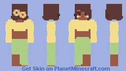 Lemonade | 50 Subs Reshade Base! Minecraft Skin