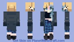 Casual | RQ Minecraft Skin