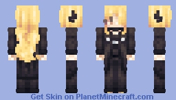 Trainer Difficulty: Cynthia [Battle Of Our Boss Skins] Minecraft Skin