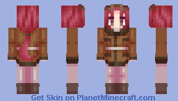 Sherry Minecraft Skin
