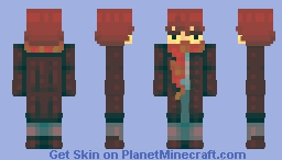 -Request by HypermagicMountain- Minecraft Skin