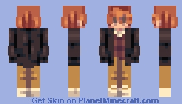 gingerbread Minecraft Skin
