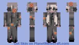 Witch - Skintober Day 2 Minecraft Skin