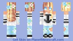 Oceanic (Reshade Contest Entry) Minecraft Skin
