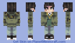D-2 // Agust D Minecraft Skin