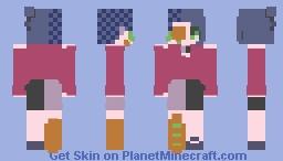 idk - collab Minecraft Skin