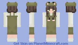 +-`Froggy`-+ Minecraft Skin