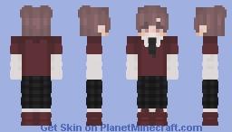 one fancy boi Minecraft Skin