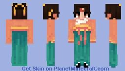 golden age Minecraft Skin