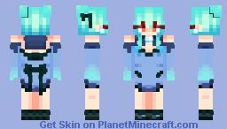 ❅uruha rushia   hololive❅ Minecraft Skin