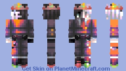 welcome to the panic room . bd Minecraft Skin