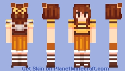 Birthday Bunnies! - Melody101 Minecraft Skin