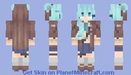 Istina~ Minecraft Skin