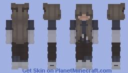 Vibes~ (Matching) Minecraft Skin