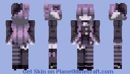midnight magic Minecraft Skin