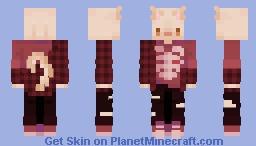 Lovejoy Anvil Cat - Skin Set 1/2 Minecraft Skin
