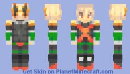 rage, you damned nerd Minecraft Skin