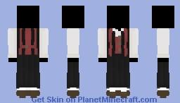 Strictness In Purity [LotC] Minecraft Skin