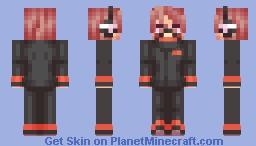 Kai (100% Orange Juice) Minecraft Skin