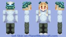 ~ Yukine ~ | Noragami Minecraft Skin