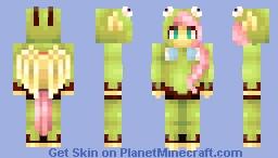 Fluttershy - Antonymph Minecraft Skin
