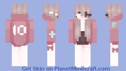 ʚ H a p p y   1 0 t h ! ɞ Minecraft Skin