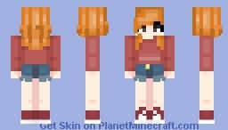 ᴍɪꜱꜱᴇʀɪɴ ɪʀʟ Minecraft Skin