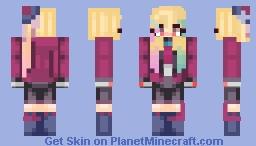 Joan (Sdorica) Minecraft Skin